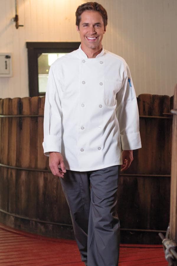 Classic Chef Coat by Uncommon Threads