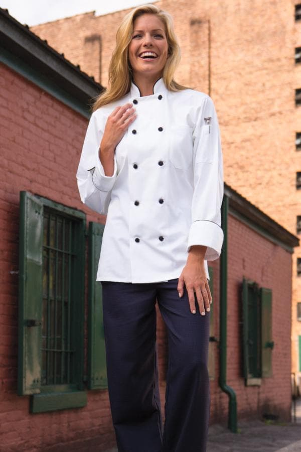 Barcelona Chef Coat by Uncommon Threads