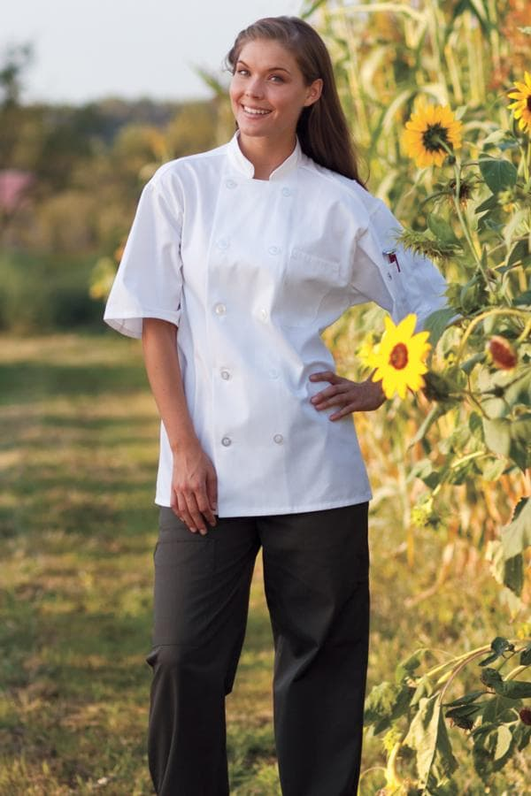 Montego Chef Coat by Uncommon Threads
