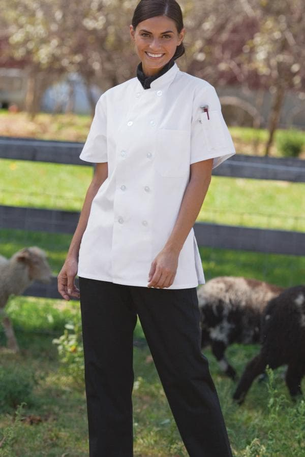 Tahoe Chef Coat (Women's) by Uncommon Threads