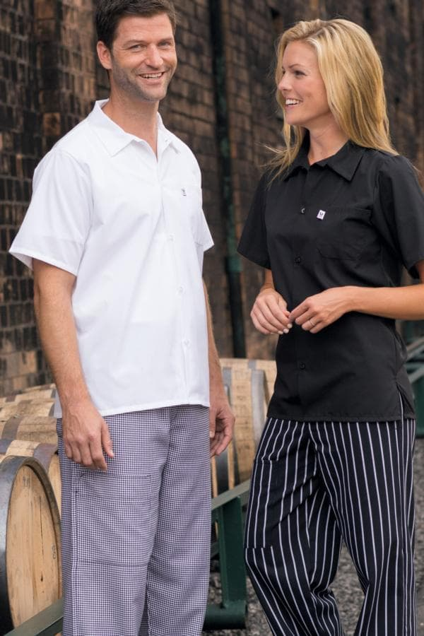 Mesh Utility Cook Shirt by Uncommon Threads