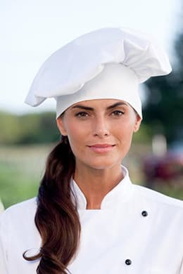 Chef Hat (Poplin) by Uncommon Threads