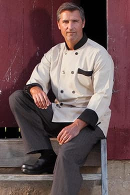 Newport Chef Coat by Uncommon Threads