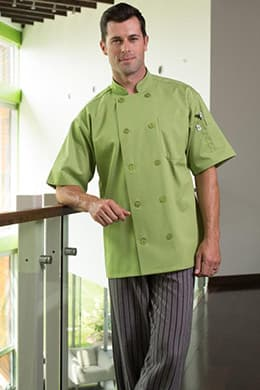 South Beach Chef Coat by Uncommon Threads