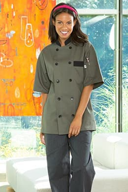 Bristol Chef Coat by Uncommon Threads