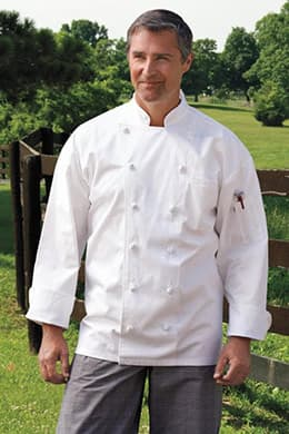 Executive Chef Coat by Uncommon Threads