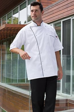 Montebello Chef Coat by Uncommon Threads