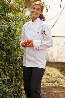 Murano Chef Coat by Uncommon Threads