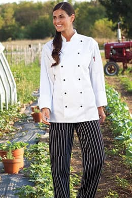 Naples Chef Coat by Uncommon Threads