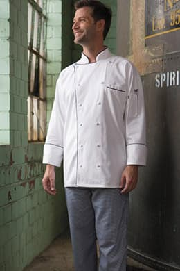 Provence Chef Coat by Uncommon Threads