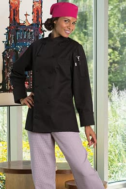 Navona Chef Coat (Women's) by Uncommon Threads