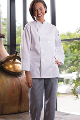 Napa Chef Coat (Women's) by Uncommon Threads