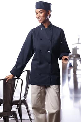 Orleans Chef Coat by Uncommon Threads