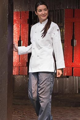 Sedona Chef Coat (Women's) by Uncommon Threads