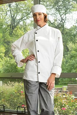 Panama Chef Coat by Uncommon Threads