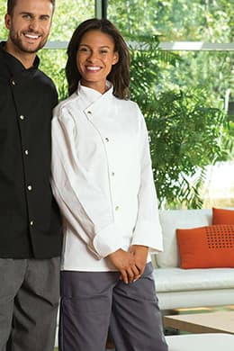 Caliente Chef Coat by Uncommon Threads