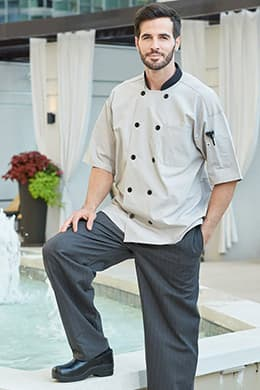 Havana Chef Coat by Uncommon Threads