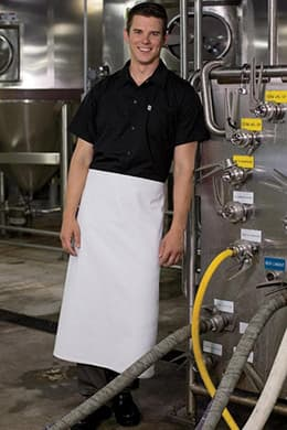 "4-Way Aprons 30""W x 32""L (Long) - NO POCKETS"