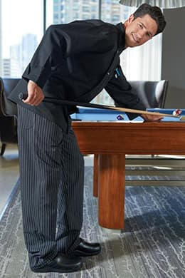 Executive Chef Pants by Uncommon Threads