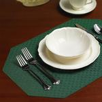 "Lattice Placemats 12""x17"" Mitered by Milliken"